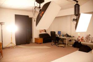 foto van studioruimte dnf-style