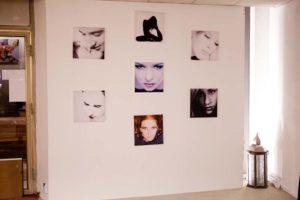 etalage aan binnenzijde van fotostudio dnf-style