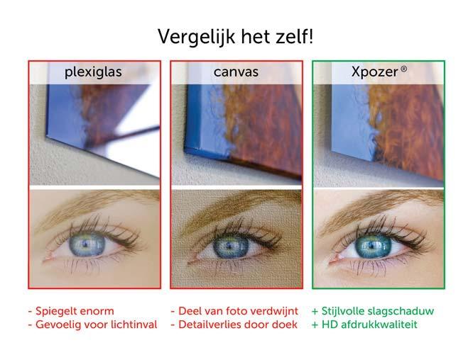 vergelijking tussen xpozer en canvas
